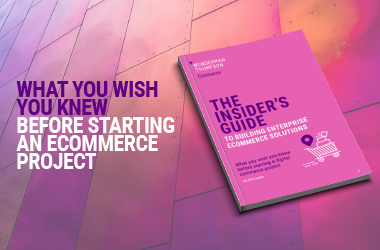 The eCommerce Replatforming Checklist 380x250