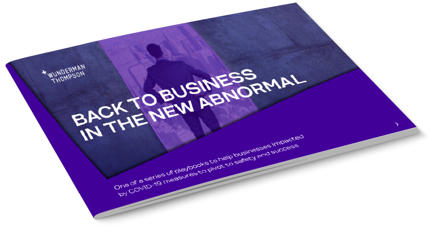 Back to business brochure