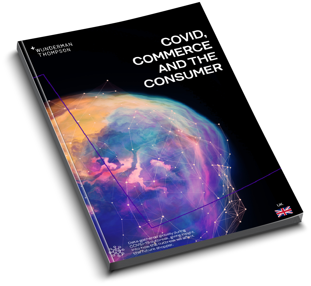 COVID, Commerce and the Consumer brochure