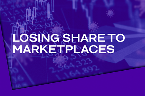 Losing share to marketplaces 500x333
