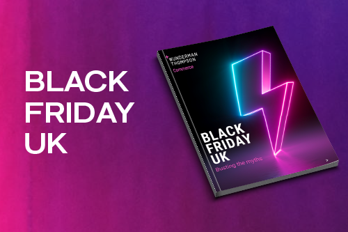 Black Friday 2020 Wunderman Thompson Commerce